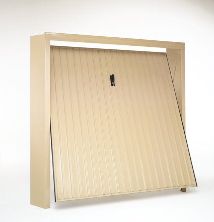 Porte basculanti velox M con spalla 6.5