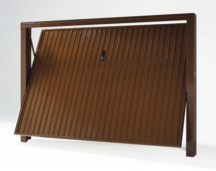 Porte basculanti velox M con spalla da 11,5 o 15